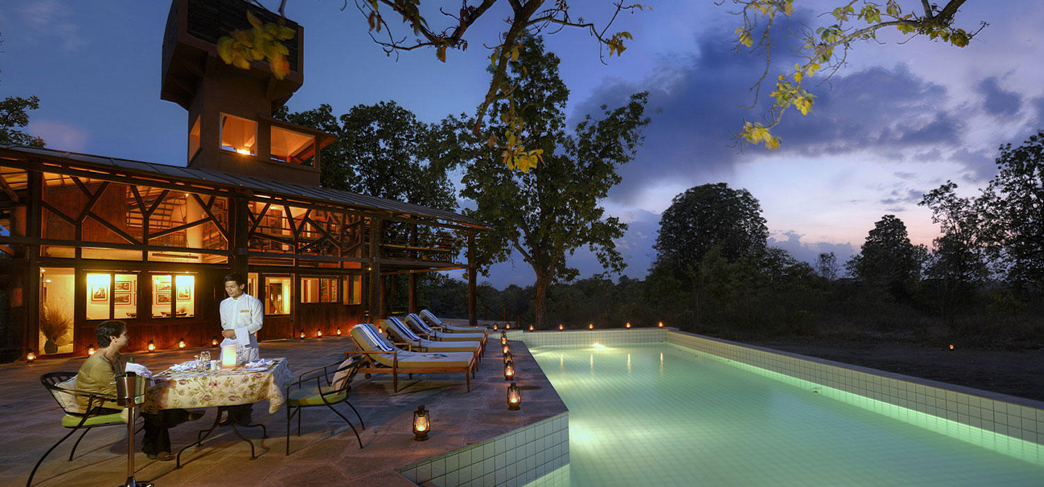 Resort in Pench National Park