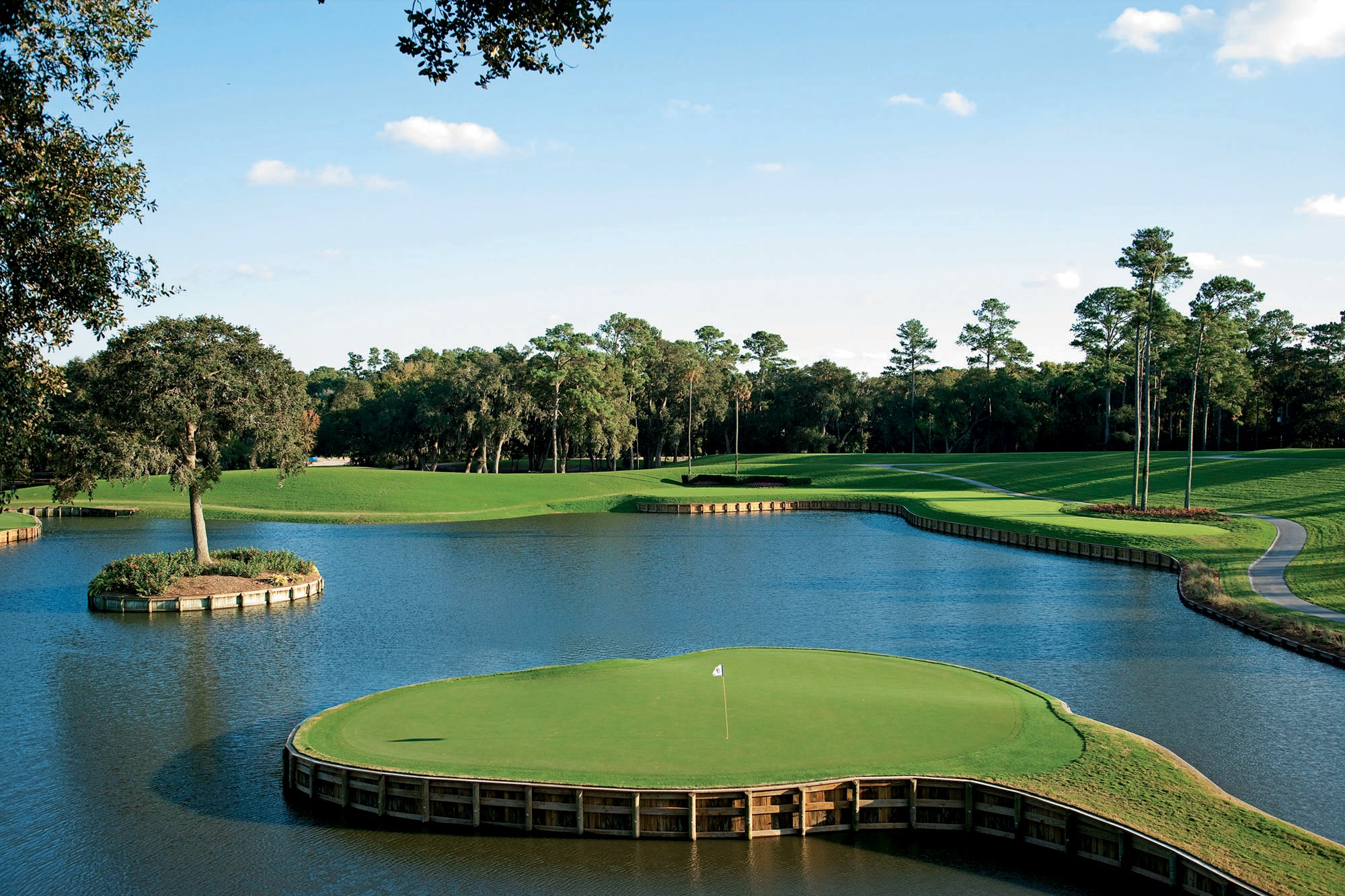 The TPC at Sawgrass – One of the Finest Courses in Florida